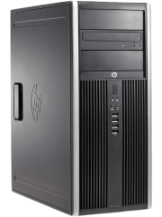 CK - Refurb HP Compaq Elite 8200 CMT Tower i3 2nd Gen/RAM 4GB/250GB HDD/ Win 10 Pro/A