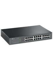 TP-Link (TL-SG1024DE) 24-Port Gigabit Easy Smart Switch, Simple Setup, Rackmountable, VLAN