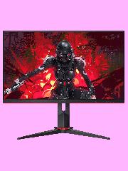 Brand New AOC 27G2U5/BK 27-inch Widescreen IPS LED Multimedia Monitor-Black(1920x1080/5ms/HDMI/DP)