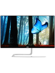 Brand New AOC i2481Fxh 23.8-inch Widescreen AH-IPS LED Glossy Monitor-Black (1920x1080/4ms/VGA/HDMI)