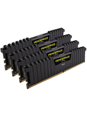 Corsair Vengeance LPX 32GB Kit (4 x 8GB), DDR4, 3000MHz (PC4-24000), CL16, XMP 2.0, DIMM Memory