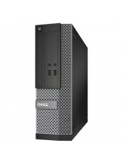 Refurbished Dell Optiplex 3020 SFF/i3-4130/4GB RAM/250GB HDD/DVD-RW/Windows 10/B