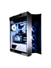 Powered By ASUS Watercooled RGB Gaming PC/ 3XS Helios/ Intel Core i9 11900K/ 32GB RAM/ 2TB SSD/ NVIDIA Ampere RTX 3090/ Windows 10 Home