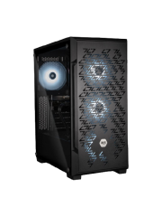 Powered By ASUS High End Gaming PC/ 3XS Gamer iCUE RX/ AMD Ryzen 7 5800X/ AMD Radeon RX 6700 XT/ 16GB RAM/ 1TB SSD+2TB HDD/ Windows 10 Home