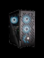 High End Gaming PC/ 3XS Gamer iCUE RTX/ AMD Ryzen 9 5900X/ NVIDIA Ampere GeForce RTX 3080/ 16GB RAM/ 1TB SSD+2TB HDD/ Windows 10 Home