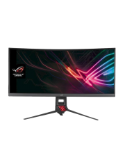 "Asus 35"" ROG Strix UWQHD Curved Gaming Monitor, 3440 x 1440, 4ms, HDMI, DP, RGB Lighting, VESA"