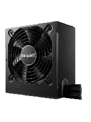 Be Quiet! 500W System Power 9 PSU, 80+ Bronze, Dual 12V, Cont. Power