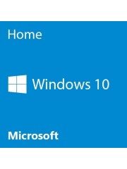 Microsoft Windows 10 Home 64-bit, OEM DVD, Single Copy
