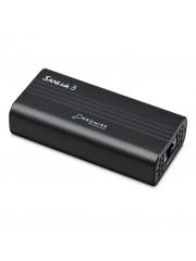 Apple PROMISE SANLink3 N1 NBASE-T Ethernet Adapter - Black
