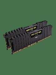 Corsair Vengeance LPX 16GB Kit (2 x 8GB), DDR4, 2400MHz (PC4-19200), CL14, XMP 2.0, DIMM Memory