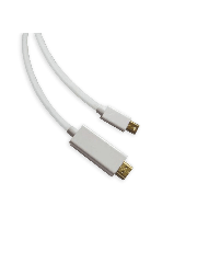 Sandberg 1.5-Metre Mini Display Port Male to HDMI Male Converter Cable - White