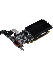 XFX AMD Radeon HD 5450 2GB DDR3 VGA/DVI/HDMI PCI-Express Video Card