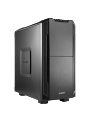 Be Quiet! Silent Base 600 Gaming Case, ATX, No PSU, Tool-less, 2 x Pure Wings 2 Fans, Black