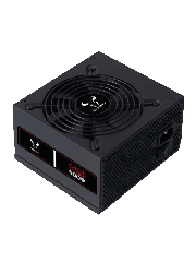 Riotoro 600W Builder Edition PSU, Sleeve Bearing Fan, 80+ White, Flat Cables