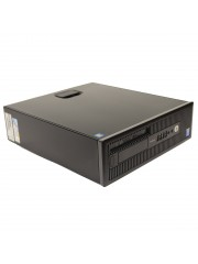 Refurbished HP ProDesk 600 G1 SFF Intel Core i5-4570 3.20GHz, 4GB RAM, 500GB HDD, B