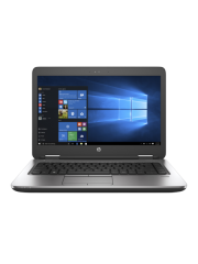 Refurbished HP ProBook 640-G2/i5-6200U/8GB RAM/500GB HDD/DVD-RW/14-inch/Windows 10/B