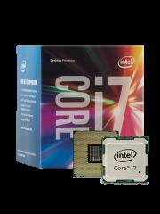 Intel Core i7-6700K CPU, 1151, 4.0 GHz, Quad Core, 95W, 14nm, 8MB Cache, HD GFX, 8 GT/s, Overclockable, NO HEATSINK/FAN