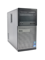 Refurbished Dell Optiplex 990 MT/i5-2400/4GB RAM/250GB HDD/DVD-RW/Windows 10/B