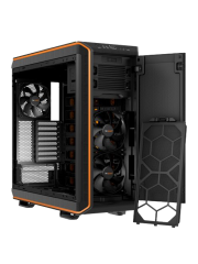 Be Quiet! Dark Base Pro 900 Rev2 Gaming Case, E-ATX, No PSU, PSU Shroud, 3 x SilentWings 3 Fans, LEDs, Wireless Charger, Orange Trim