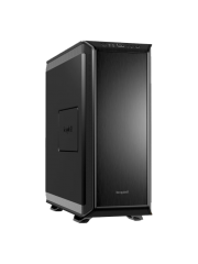 Be Quiet! Dark Base 900 Gaming Case, E-ATX, No PSU, Tool-less, 3 x Silent Wings 3 Fans, Modular Construction, Black