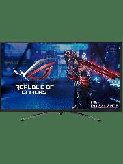 "Asus 43"" ROG Strix 4K UHD Gaming Monitor (XG438Q), 3840 x 2160, 4ms, 3 HDMI, DP, 120Hz, FreeSync HDR, Lighting Effects, VESA"