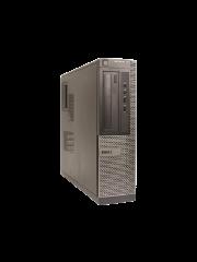 Refurbished Dell Optiplex 390 DT/i3-2100/4GB RAM/250GB HDD/DVD-RW/Windows 10/B