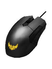 Asus TUF Gaming M5 Optical Gaming Mouse with RGB LED - Black