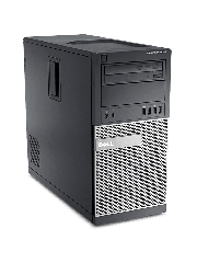 CK - Refurb Dell Optiplex 9010/i3-2120/4GB RAM/240GB HDD/DVD-RW/Windows10/B