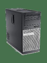 CK - Refurb Dell Optiplex 9010/i3-2120/4GB RAM/240GB HDD/DVD-RW/Windows10/A