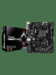 Asrock A320M-DVS R3.0, AMD A320, AM4, Micro ATX, 2 DDR4, VGA, DVI