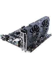 Asus PRIME A320M-E, AMD A320, AM4, Micro ATX, 2 DDR4, VGA, DVI, HDMI, M.2, RAID, LED Lighting