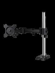 Arctic Z1 Pro Gen 3 Single Monitor Arm with 4-Port USB 3.0 Hub - Black