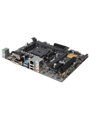 Asus A68HM-PLUS, AMD A68H, FM2+, Micro ATX, RAID, USB3, HDMI