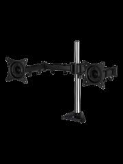 Arctic Z2 Pro (Gen3) Dual Monitor Arm with 4-Port USB 3.0 Hub - Black