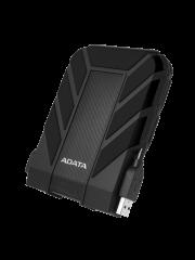 """ADATA 4TB HD710 Pro Rugged External Hard Drive, 2.5"""", USB 3.1, IP68 Water/Dust Proof, Shock Proof, Black"""