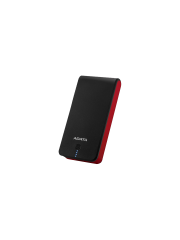 ADATA AP20100 20100mAh Powerbank, 2 x USB, LED Flashlight, Black & Red