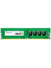 ADATA Premier, 4GB, DDR4, 2400MHz (PC4-19200), CL17, DIMM Memory, 512x8, OEM (Anti Static Bag)