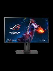 "Asus 24"" ROG Swift LED Gaming Monitor (PG248Q), 1920 x 1080, 1ms, HDMI, DP, 180Hz, G-SYNC, Lighting Effects, VESA"