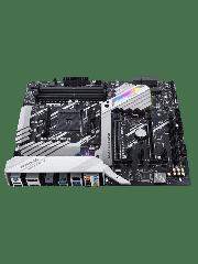 Asus PRIME X470-PRO, AMD X470, AM4, ATX, DDR4, HDMI, DP, SLI/XFire, Dual M.2, RGB Lighting