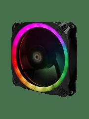 Antec Prizm 140 ARGB PWM RGB Kit, 14CM Case Fan - 18 RGB LEDs