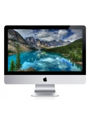 Refurbished Apple iMac 21-inch Core i5 2.9GHz, GeForce GT 750M, 8GB RAM, 256GB Flash, (Late 2013), A