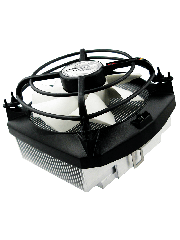Arctic Alpine 64 Pro Heatsink & Fan, AMD Sockets, Fluid Dynamic Bearing - Black & White