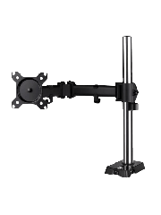 """Arctic Z1 Gen 3 Single Monitor Arm with 4-Port USB 2.0 Hub, up to 43"""" Monitors / 49"""" Ultrawide"""