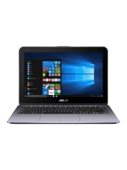 """Refurbished ASUS 12"""" VivoBook Flip 12 Touch Screen 2 in 1 Notebook/Tablet Star Grey, A"""