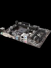 Asrock FM2A68M-DG3+, AMD A68H, FM2+, Micro ATX, VGA, DVI, USB3, RAID, 95W CPU Support