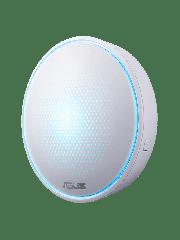 Asus LYRA Mini (MAP-AC1300) Whole-Home Mesh Wi-Fi System, Single, Dual Band AC1300, Parental Controls, App Management  White