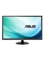 "Asus 21.5"" LED TFT (VP228HE), 1920 x 1080, 1ms, VGA, HDMI, Flicker Free, Speakers, VESA"