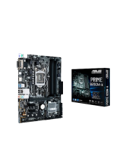 Asus PRIME B250M-A, Intel B250, 1151, Micro ATX, VGA, DVI, HDMI, M.2