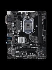Asrock B360M PRO4, Intel B360, 1151, Micro ATX, DDR4, VGA, DVI, HDMI, XFire, Dual M.2