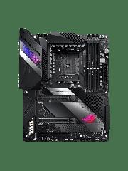 Asus ROG CROSSHAIR VIII HERO (WI-FI), AMD X570, AM4, ATX, 4 DDR4, SLI/XFire, 2.5GB LAN, PCIe4, RGB Lighting